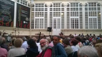 Concierto en Palencia