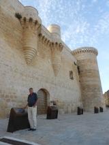 castillo Fuentes de Valdepero