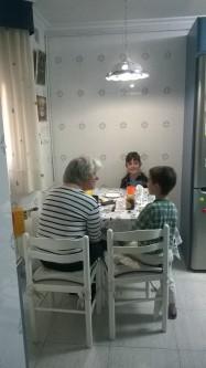 hablando en familia