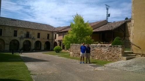 Monasterio de S. Andrés de Arroyo