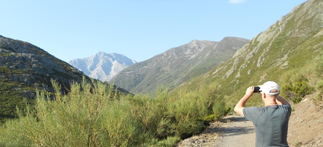 Aprender español por las montañas