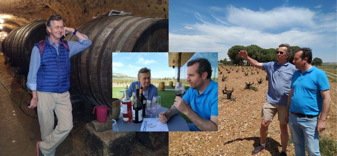 Curso de español conociendo la cultura del vino