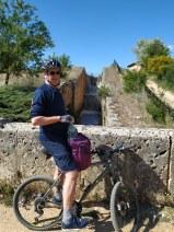 Paseo en bici después de la clase de español